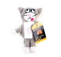Schrodinger Cat Dedo Marioneta & Imán de Nevera