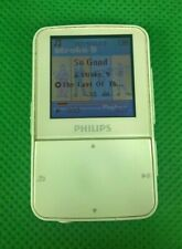 PHILIPS GO GEAR VIBE MP3/MP4 PLAYER 4GB White
