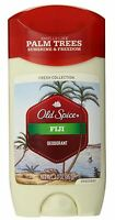 Old Spice Fresh Collection Deodorant, Fiji 3 oz (Pack of 2)