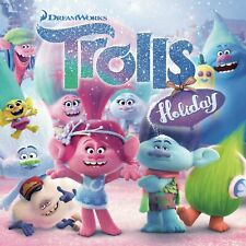 TROLLS HOLIDAY (2017) 7-track CD NEW/SEALED soundtrack Anna Kendrick