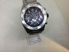 ESQ MOVADO Squadron Mens Stainless Steel Swiss Chronograph Quartz Watch