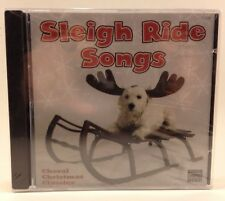 Sleigh Ride Songs (CD 2010) - St. James Holiday Chorale - Choral Christmas Music