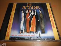 THE MODERNS soundtrack CD score MARK ISHAM charlelie COUTURE patrick o'hearn