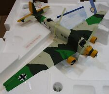 "Franklin Mint Big 24""Junkers JU 52-3m g4e Stab IV/KGZV1 Balkan Germany 1:48 E3"