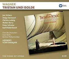 Herbert Von Karajan - Wagner: Tristan Und Isolde (NEW 4CD)