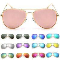 New Unisex Classic Polarized Vintage Womens Mens Mirror Lens Sunglasses UV400