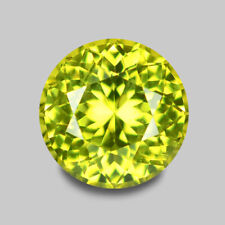 1.02CTS DELIGHTFUL ROUND PORTUGESE CUT NATURAL CHRYSOBERYL VIDEO IN DESCRIPTION