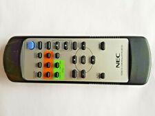 Genuine Original OEM NEC RU-M118 LCD TV Remote Control MultiSync V321 V421 V461