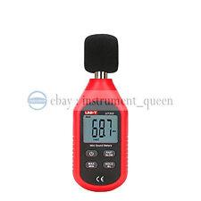 Uni T Ut353 Digital Noise Sound Level Meter Noisemeter Decibel Tester