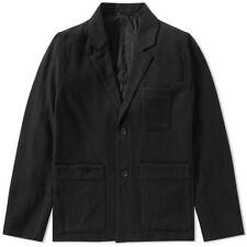 OUR LEGACY Splash Archive Blazer | Silk Wool Black Size Small 46 RRP £415