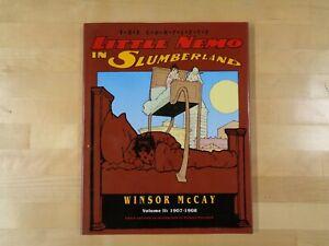 Complete Little Nemo In Slumberland Volume 2 1907-1908 HARDCOVER Book (T 3204)