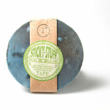 "Joe's Sticky Stuff 1"" X 65' Roll Aggressive Pressure Sensitive Adhesive Tape"