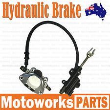 Hydraulic Rear Disc Brake Caliper System 150c 250cc ATV QUAD Bike Gokart Buggy D