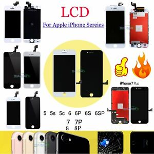 For iPhone 8 7 6S 6 Plus 5S SE 2 LCD Touch Screen Digitizer Display Replacement
