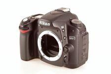 Nikon D80, digitale Spiegelreflex Kamera 10,2 Megapixel Guter Zustand #20MP0009A