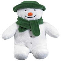The Snowman Bean Toy Soft Plush 15cm / Raymond Briggs   Baby Gift FAST DISPATCH!