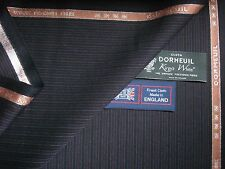 DORMEUIL 70%SUPER 140's & 30%KIRGYZ WHITEⓇ WOOL SUITING FABRIC BY Dormeuil–3.4 m