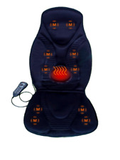 New Five Star FS8812 10-Motor Vibration Massage Seat Cushion with Heat - Neck..