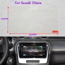 9 inch Car GPS Navigation Screen Glass Protective Film For Suzuki Vitara