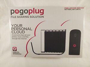 PogoPlug Wireless Personal Cloud Media Sharing Device POGO-P21 NEW IN BOX
