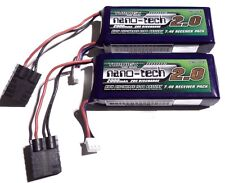 Turnigy 4000mAh 2s 7.4v 20c LiPo for Traxxas 1/16 Mini E-Revo Summit Slash Rally