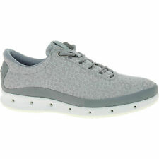 ECCO Cool GTX Grey Pigeon Sauvage Fashion Men's Trainers UK Size 8 EU 42