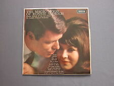 "LP 12"" 33 rpm 1965 THE MAGIC MOOD OF RONNIE ALDRICH with the London F Orchestra"
