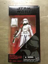 Star Wars Black Series 1st order Snowtrooper officer NEW SEALED