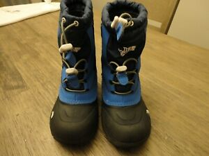 The North Face boys size 13 winter snow boots