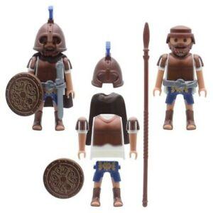Playmobil Antique Figurine Pièces de Rechange Grieche (Grec) Spartiat Spartiates
