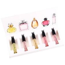 5Pcs/Set Perfume Gift Set Women Perfume Men Sexy Eau De Parfum 3ML Toilette