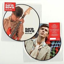 """David Bowie """"Be My Wife"""" 40th Anniversary Picture Disc Sealed 7"""" Vinyl Single"""