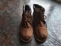 MARC SHOES Herren Schuhe Stiefel Stiefeletten Boots Gr. 43 braun
