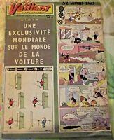 VAILLANT N°811,1961 Placid Muzo et Pif : Usinoto ma Soucoupe