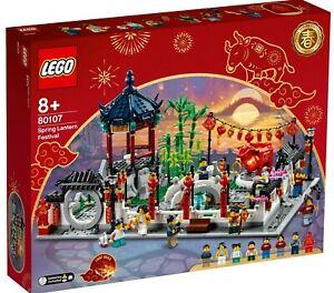 LEGO® Lunar New Year 80107 Spring Lantern Festival