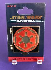 Disney Pin Cruise Line Star Wars Day at Sea Limited pin Imperial logo Empire Pin