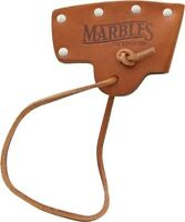 Marbles MR10S Axe Blade Cover No.10 Brown Leather