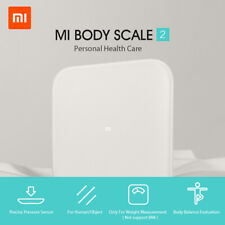 Xiaomi Mi Smart Scale 2 LED Bathroom Weight Scale 330lbs Fitness Monitor Scale
