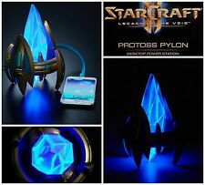 StarCraft II Legacy of the Void Protoss Pylon USB Charger Desktop Station