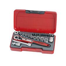 Strumenti TENG T1424 1/4 Square Drive 24 PEZZI Metric Socket Set