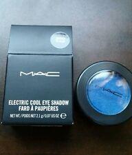 BNIB MAC Electric Cool Eye Shadow- 2.1g Switch To Blue