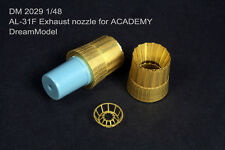 Dreammodel 2029 1/48 PE Exhaust Nozzel  for SU-27/27UB/30MKK