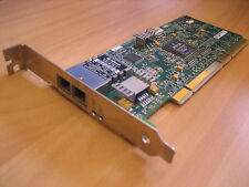 HP NC6770 NNB113 1000 Base-SX 1GB FC Dual Adapter Network Fibre Card BCM95701A7C