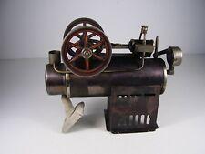 Antike Dampfmaschine Bing stationäres Lokomobil vor 1945