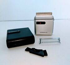 Vintage Givenchy Electric Mini Pocket Razor Shaver 1561 Toshoku LTD Japan