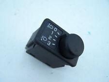 Nissan Almera Tino (00-05) Light level switch