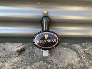 Vintage Retro Guinness Beer Pump Tap Handle - Man Cave Home Pub Bar