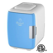 Portable Fridge Freezer Mini Car Cooler & Warmer USB 4 Ltr Travel Refrigerator