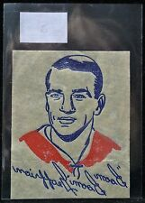 "1962-63 York Peanut Butter MONTREAL CAN. ""BOOM BOOM"" GEOFFRION Transfer Vtg NHL"