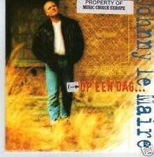 (552P) Johnny Le Maire, Op Een Dag - 1997 CD